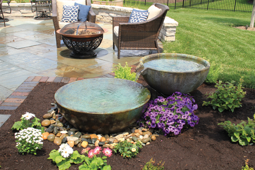 Patios/Decks U0026 Water Feature Ideas In Rochester (NY) New York   Acorn