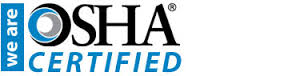 Certified OHSA contractor & landscape designer of Rochester New York (NY)