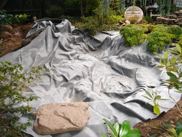 Pond Liner Installation|Repair|Replacement|Services-Rochester NY