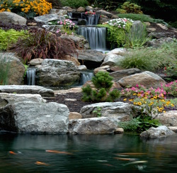 Landscape Ideas To Enhance Your Outdoor Living In Rochester New York (NY) By Acorn Ponds & Waterfalls