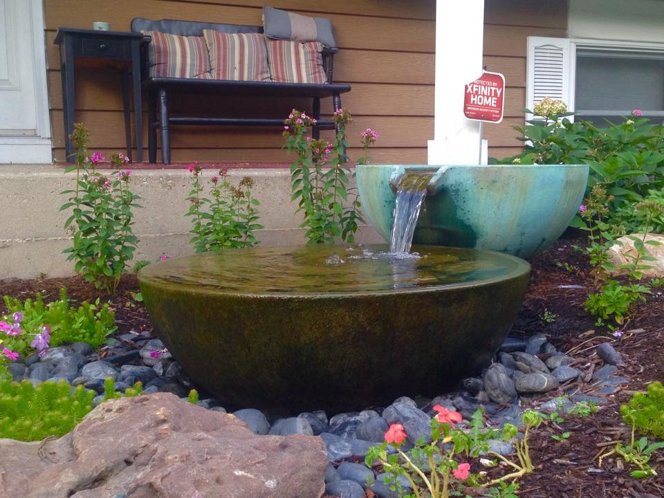 Patio Ponds Water Feature Installation Maintenance Repair