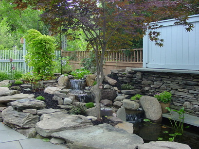 Pond pricing koi fish pond construction installation for How much does a fish cost