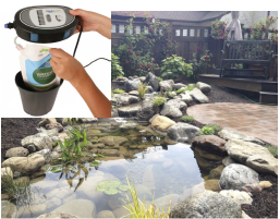 Water clarity solutions & beneficial bacteria for water features in Rochester New York (NY) - Acorn