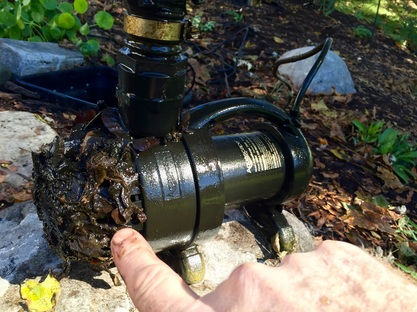 Koi fish pond pumps & waterfall pumps in Rochester New York (NY) - Pond pump service, repair & replace by Acorn Ponds & Waterfalls