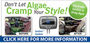 Certified Aquascape Contractor & String Algae Solutions In NY By Acorn Ponds & Waterfalls. Image