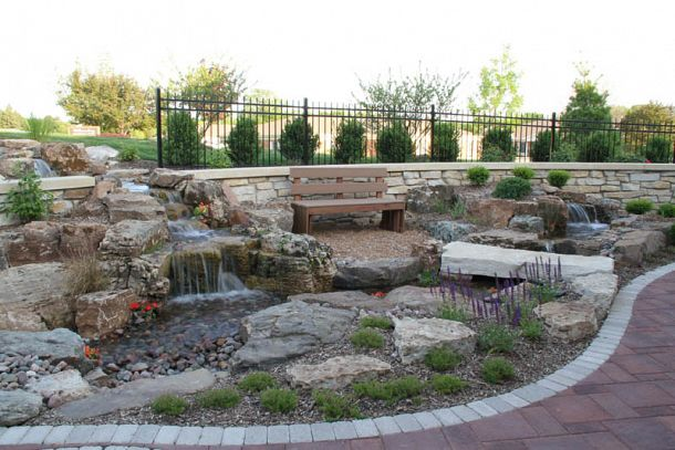 Ny Pondless Disappearing Waterfalls Builder Contractor Rochester New York Acorn Ponds Waterfalls