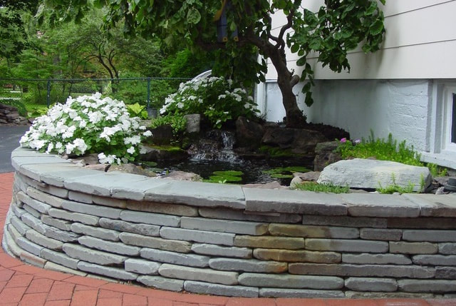 Blogs Pond Designs Landscape Ideas In Rochester Ny Acorn Ponds Waterfalls