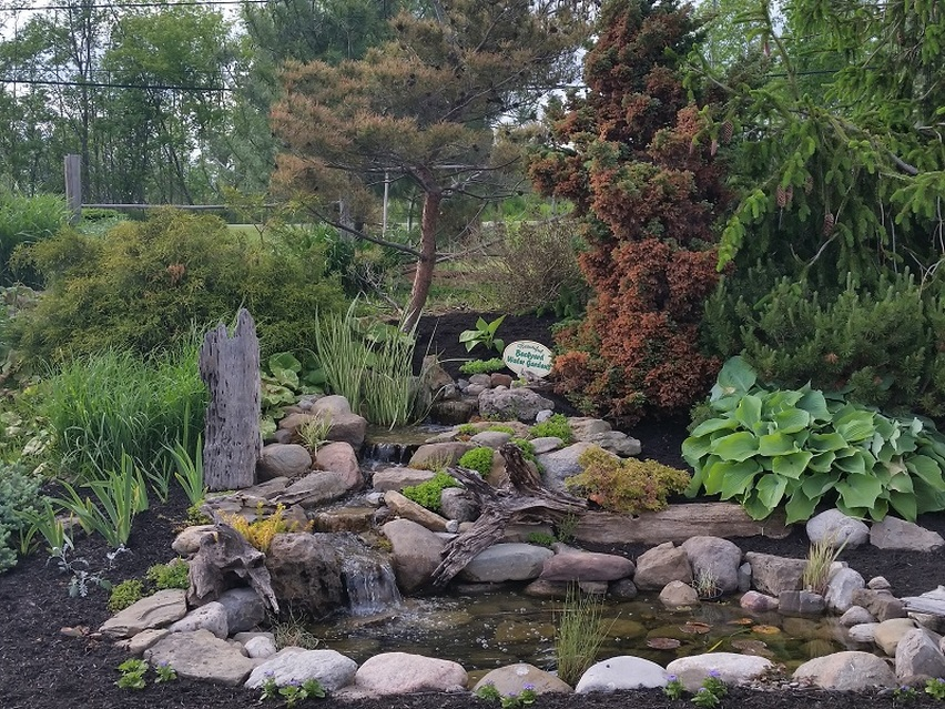 Picture: Water Features & Ponds Displays By Acorn Ponds & Waterfalls Of Rochester NY