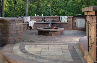 Looking for some fire pit ideas or installation services in Rochester New York (NY) ? Contact Acorn now for more info! 585.442.6373