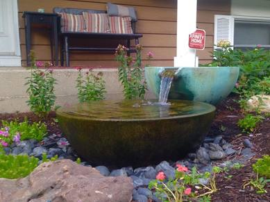 Without LED lighting, you will only get half the enjoyment time of your water feature in Rochester New York (NY)