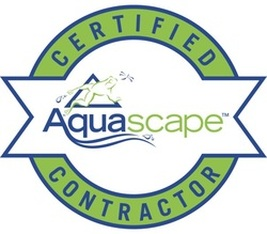Certified Fish Pond Contractor & Installer in Webster & Penfield, Monroe County NY - Acorn Ponds & Waterfalls. Certified Aquascape Contractor