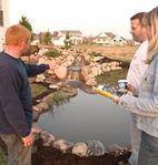 Certified pond service professionals (pond contractors) in Rochester NY-Acorn Ponds