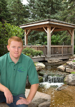 Waterfall (POND) Builder In Brighton, Pittsford & Henrietta NY - Acorn Ponds & Waterfalls