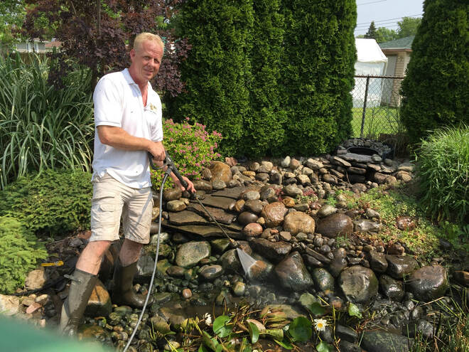 Are you looking to have a pond built in Rochester NY?