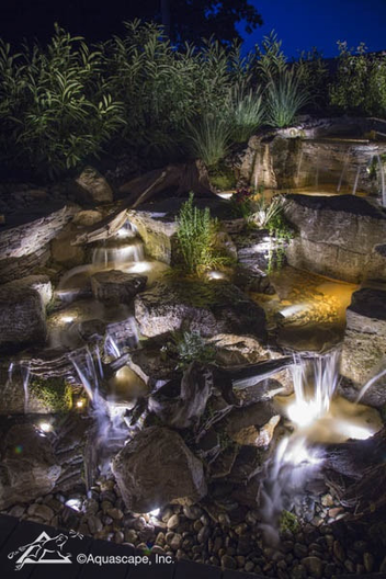 LED Pond & Underwater Lighting Installers In Rochester (NY) New York Near Me