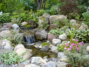 Pondless Waterfalls and Landscape ideas in Rochester New York, (NY) near me