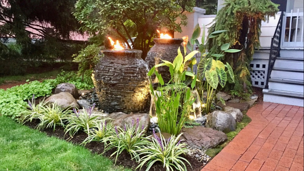 Let this be the year you add a water feature to your Rochester NY garden