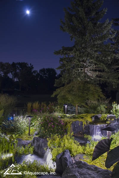 LED Pond & Underwater Lighting Ideas In Rochester (NY) New York Near M