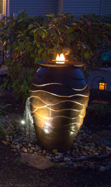 Bubbling Urns and Landscape ideas in Rochester New York, (NY) near me