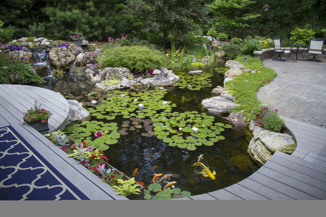 Check Out These Great Water Feature Ideas In Rochester NY!