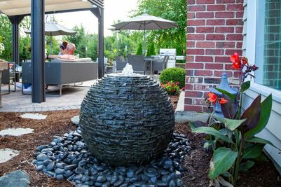 Water Feature Services Rochester NY by Acorn Ponds & Waterfalls